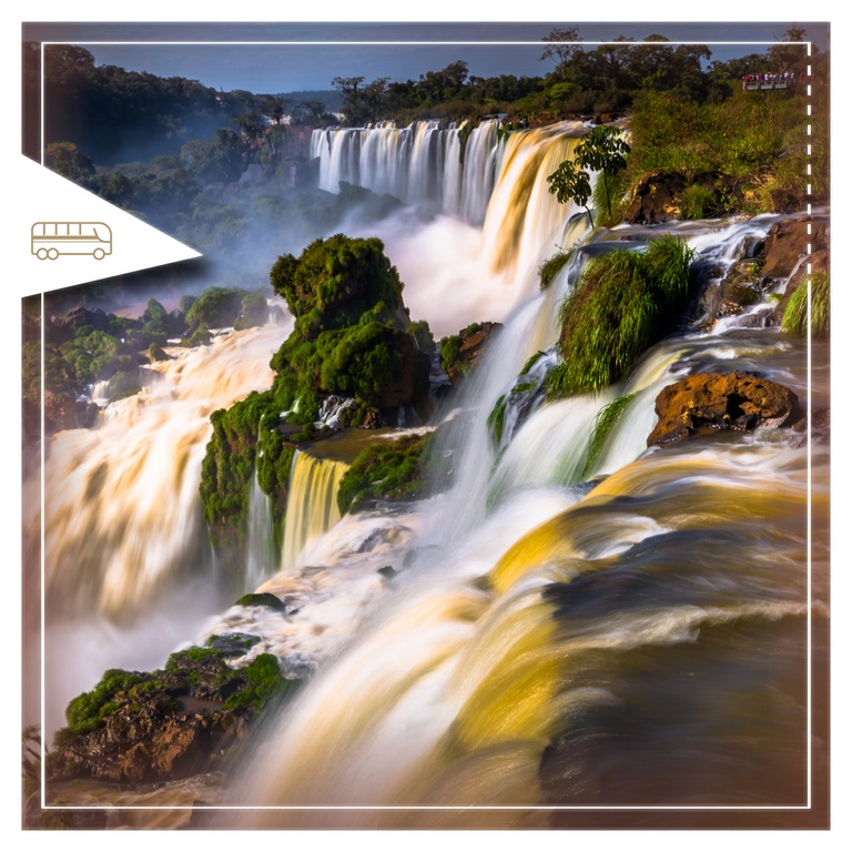 CATARATAS DEL IGUAZÚ – BUS