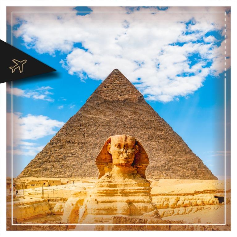 EGIPTO, JORDANIA Y DUBAI