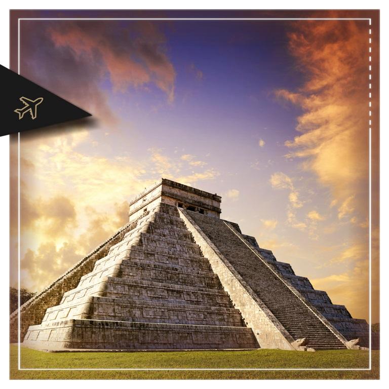 MÉXICO: AZTECAS, MAYAS Y PLAYAS