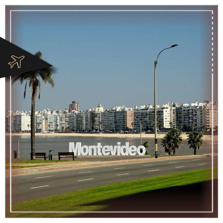MONTEVIDEO Y PUNTA DEL ESTE – AÉREO